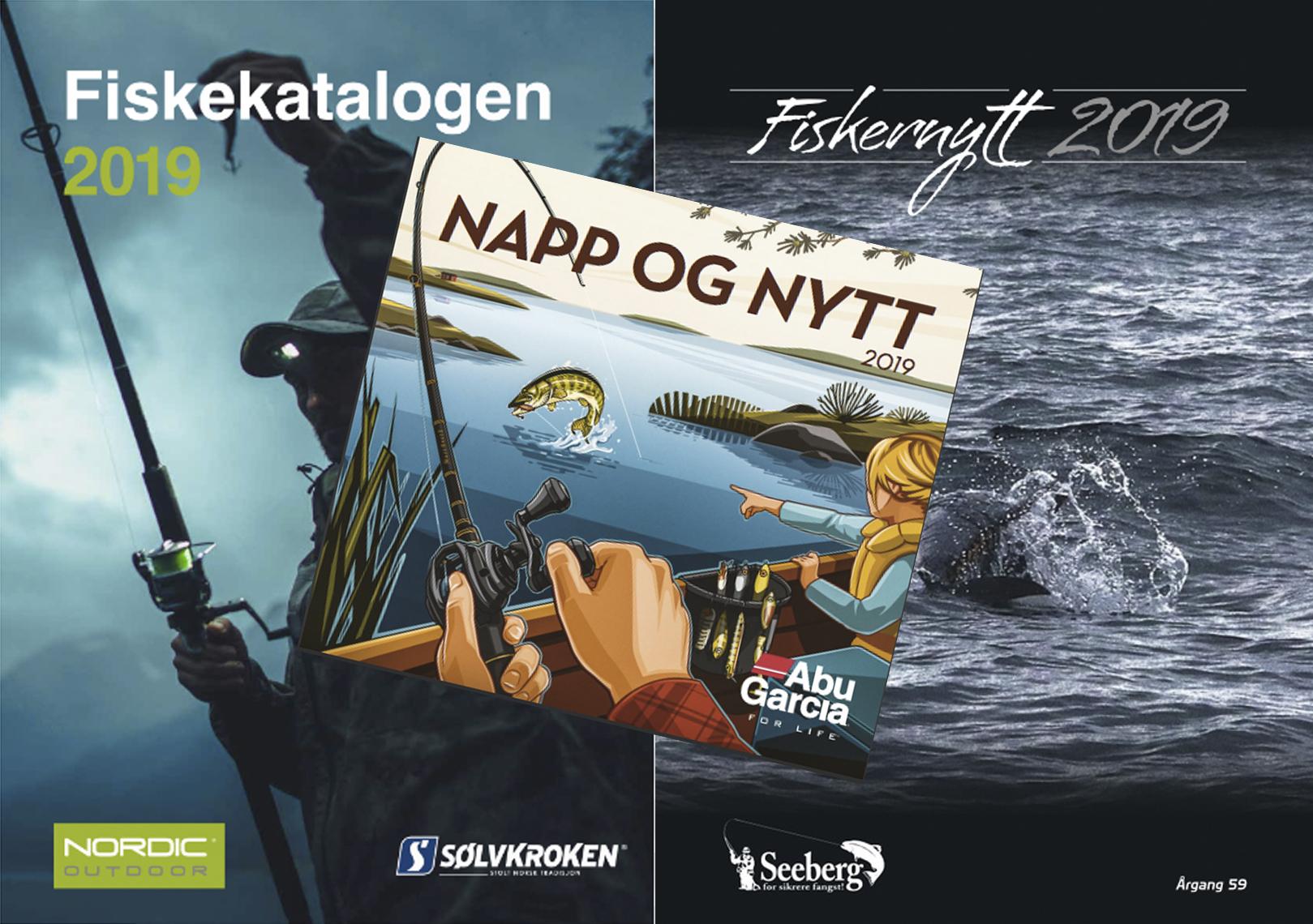741cd8089 Oversikt over fiskekatalogene 2019 - Fiskeavisen.no